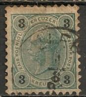 Timbres - Autriche - 1890 - 3 K. -