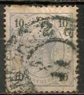 Timbres - Autriche - 1890 - 10 K. -