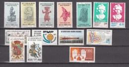 Mexico 1977,14V,small Collection,kleine Collectie,kleine Kollektion,petite Collection,MH/Ongebruikt( A1446) - Mexico