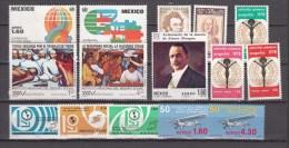 Mexico 1978,15V,small Collection,kleine Collectie,kleine Kollektion,petite Collection,MH/Ongebruikt( A1447) - Mexico