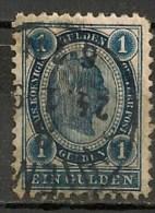 Timbres - Autriche - 1890 - 1 Gulden -