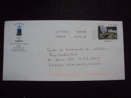 Spécial TTB : PAP Gimeux (16)   Thème  Moulin De Fanaud  Timbre Picasso - Windmills