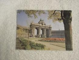 BRUXELLES. PALAIS DU CINQUANTENAIRE - Monuments, édifices