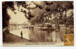 94.Charenton.Les Bords De La Marne. - Charenton Le Pont