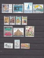 Mexico 1983/1984,14V,small Collection,kleine Collectie,kleine Kollektion,petite Collection,MH/Ongebruikt( A1452) - Mexico