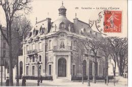 24340 Trois Cpa Versaille, 259montreuil Eglise Symphorien,350 Hopital ELD, 122 Caisse Epargne-bourdier