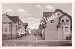 Quierschied - Saar,  Wilhelmstrasse   (z1958) - Ohne Zuordnung