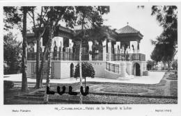 MAROC ; Casablanca , Palais De Sa Majesté Le Sultan ( Photo Flandrin ) - Casablanca