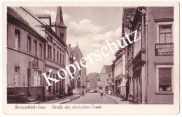 Quierschied - Saar,  Straße Der Deutschen Front   (z1960) - Germany