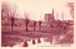 ¤¤  -   5   -  BASSE-INDRE   -  L'Etier De La Gare    -  ¤¤ - Basse-Indre