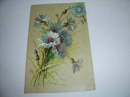 Fleurs   Octobre 1906 - Unclassified