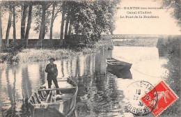 ¤¤  -   425   -  BASSE-INDRE   -  Canal D'INDRET  -  Le Pont Rondeau  -  Environs De Nantes    -  ¤¤ - Basse-Indre