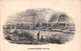 ¤¤  -   BASSE-INDRE   -   Les Usines D'INDRET Vers 1940   -  ¤¤ - Basse-Indre