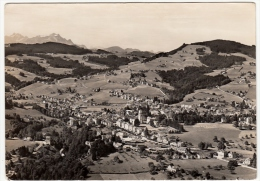 KURORT - HEIDEN Mit SANTIS - AR - 1957 - AR Appenzell Rhodes-Extérieures