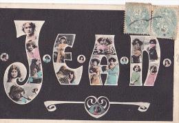 24343 Prénom Jean - Femme Femmes -ed ?