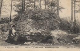 14 JURQUES  La Pierre Dyalan - Other Municipalities