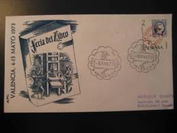 SPAIN Valencia 1973 Cervantes Quijote Libro Book Literature - Schrijvers