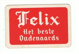 76b 1 enkele Speelkaart Brij. Clarysse Oudenaarde
