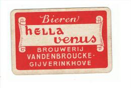 86b 1 Losse Speelkaart Brij. Vandenbroucke Gijverinkhove