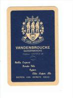 92b 1 Losse Speelkaart Brij. Vandenbroucke Gijverinkhove
