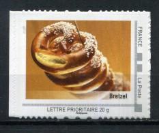 "Bretzel .  Adhésif Neuf ** . Collector "" ALSACE ""  2009 - France"