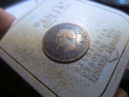 2 Centimes NAPOLEON III - 1853  W TTB  VOIR PHOTOS - Francia