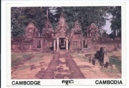 CPM Indochine Cambodge Angkor Banteay Srei (NDLR: Malraux) - Cambodge