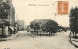 BONDY PLACE DE LA GARE - Bondy