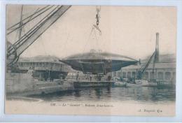 "526. LE "" GOUBET "" , BATEAU SOUS-MARIN - Warships"