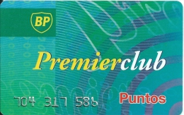 Gasoil - Gasoline - Oil Card BP - Other Collections