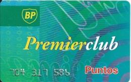 Gasoil - Gasoline - Oil Card BP - Unclassified