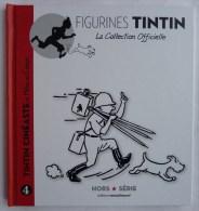LIVRE Seul  FIGURINES TINTIN - Moulinsart TF1 - HS N°4 - TINTIN CINEASTE - Tintin
