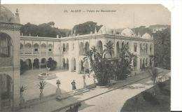 ALGERIE - ALGER - Palais Du Gouverneur - Algiers