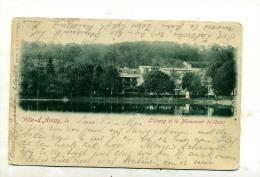 Ville-d'Avray : L'étang Et Le Monument De Corot - Ville D'Avray