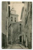 Ref 195 - CEYRESTE Et Non CEYESTRE - église Paroissiale - Autres Communes
