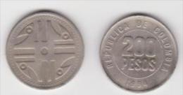 COLOMBIA  200 PESOS  ANNO 1994 - Colombia