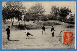 33 - ARCACHON --  Une Partie De Golf - Arcachon