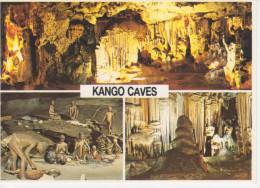 KANGO CAVES    ORGAN PIPES VAN ZYL'S CHAMBER     (NUOVA) - Sud Africa