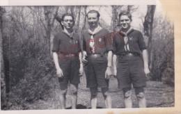 Au Plus Rapide Photo Scout Scoutisme - Scoutisme