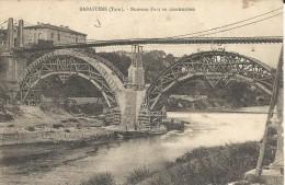 Rabastens - Nouveau Pont En Construction - Rabastens
