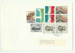 Saint-Marin Enveloppe De 1995 - Lettres & Documents