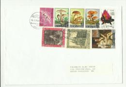 Saint-Marin Enveloppe De 1996 - Lettres & Documents