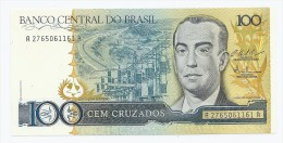 - A 1986 / 1990 - 100 CRUZADOS - NEUF N° A2765061161A - Brésil