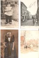 Nederland - Mooi Lot Van 17 Postkaarten - Unclassified