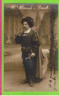 Marral, Baryton in 'Faust'  Op�ra Comique Th�atre Royal d�Anvers 1913 Autographe