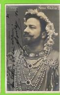 Mezy in �Quo Vadis?� Th�atre Royal  1909-1910  autographe
