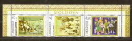 Moldavie Moldova 2006 Yvertn° 494-96 *** MNH Cote 12 Euro Noel Kerstmis Christmas - Moldavie