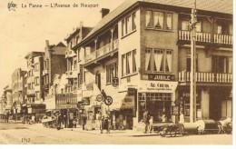 La Panne -L'Avenue De Nieuport - De Panne