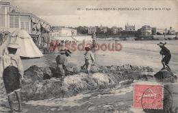 17 -  PONTAILLAC - La Plage - Lot De 4 -  8 Scans - Royan