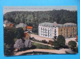 70 : LUXEUIL : VUE GENERALE Vers L'HOTEL DES SOURCES   : C.P.A ....  Carte En Trés Bon état , - Luxeuil Les Bains